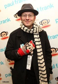 Michael Emerson and Paul Frank?  What's not to love?