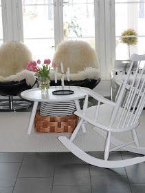 k o t i p o r s t u a: DIY - PUUHELMIVALAISIMET keittiöön & ripaus puunväriä sisustukseen Koti, Rocking Chair, Diy, House, Furniture, Home Decor, Chair Swing, Rocking Chairs, Decoration Home