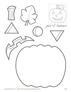 Alana Lee Designs ~ Custom Photo Products with Personality: Holiday Cutting Crafts for Kids. Jack-O'-Lantern Pumpkin Halloween Crafts For Kids, Halloween Activities, Holiday Activities, Craft Activities, Holiday Crafts, Preschool Projects, Pumpkin Preschool Crafts, Halloween Crafts Kindergarten, Thanksgiving Kids Crafts