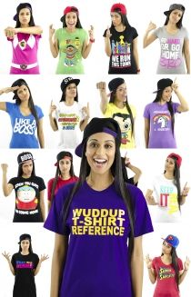 Wuddup T-shirt Reference Poster Poster - IISuperwomanII Posters - Online Store on District Lines