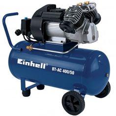COMPRESSORE ELETTRICO EINHELL BT-AC 400/50 CAPACITA' 50 L 2400/2600 W