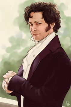 Mr. Darcy by rocketsky.deviantart.com