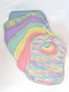 Bibs & Booties | Yarn | Free Knitting Patterns | Crochet Patterns | Yarnspirations