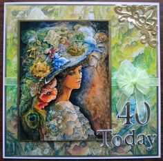 Made using Joanna Sheen's Enchanted CD images by Josephine Wall