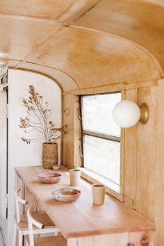 Airstream Remodel, Airstream Renovation, Airstream Interior, Airstream Decor, Bus Living, Tiny Living, Auto Camping, Camping Tips, Camping Checklist