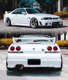 Nissan Skyline R33, R33 Gtr, Nissan Gtr R34, Tuner Cars, Jdm Cars, Cars Auto, Custom Muscle Cars, Japanese Cars, Modified Cars