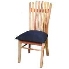 Komforts Elegant Sturdy Teak Wood Chair Plastic Dining Chairs Solid Kitchen