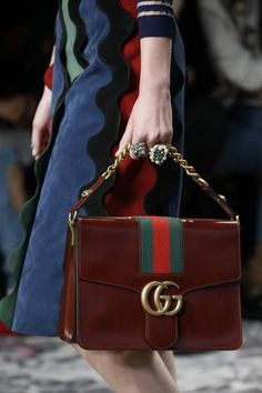 A detailed look at Gucci; Spring 2016