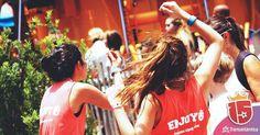 #momentoEnjoy15 es bajarte de los mejores juegos con tus amigas y compartir la adrenalina!