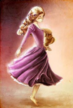 Rapunzel Kingdom Dance