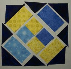 Hey Everyone, welcome back to Stash Blasting Wednesday. Last week I highlighted one of my favourite quilt blocks called the Card Trick block and how to make it. It is a block made with all triangle…