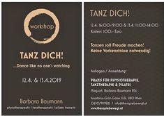 12.4.-13.4.2019 Workshop, Pilates, Yoga For Pregnant Women, Pop Pilates, Atelier, Work Shop Garage