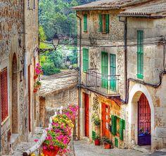 Valdemossa Village, Mallorca (Majorca)