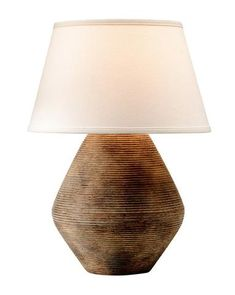 Home decor, and furnishings, curated by the designers at Studio McGee. Brown Table Lamps, Contemporary Light Fixtures, Troy Lighting, Massage Room, Pop Up Shops, Affordable Furniture, Bulb, House Styles, Free Shipping