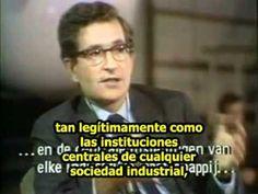 ▶ Debate entre los pensadores Noam Chomsky (Estados Unidos, 1928) y Michel Foucault (Francia, 1926-1984) sobre el poder político y los procesos de coacción. Subtitulos en español.