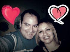 #amor #loveyou huuuuu... #tamaywili somos felices juntos gracias a #dios