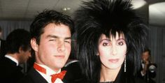 Tom Cruise and Cher 1980s http://ift.tt/2wiv02p