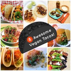 Last year's #VeganMoFo saw some awesome taco recipes. These were my faves!