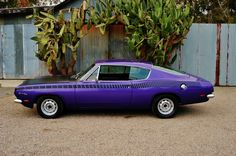 1969 Plymouth Barracuda Fastback - Wheels of Steel, Inc. | Quality Classic Car Inventory with great prices | Inventory