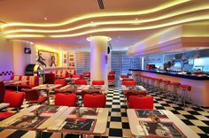 American style diner furniture