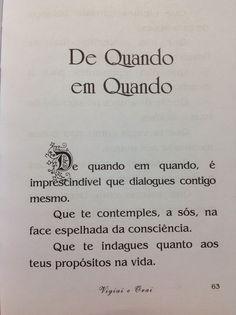 Do livro Vigiai e Orai-Carlos Baccelli -Irmão José