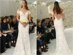 New York Bridal Fashion Week: Knotsvilla at the Watters Event » KnotsVilla