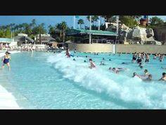 The Awesome Pool At Las Vegas Mandalay Bay