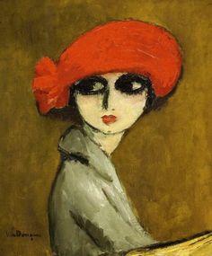 The Corn Poppy (1919), Van Dongen.