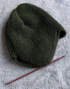 Ulla - Mummojemme neuleet - Siksakmyssy Knitted Hats, Pearl, Knitting, Fashion, Moda, Bead, Tricot, Fashion Styles, Breien