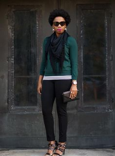 Green: 8 Ways to Rock the IT Color of the Season