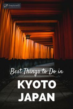 A guide to the top 10 things to see, do, and eat in Kyoto, Japan - Tips for your next Asian adventure! | Blog by The Planet D: Canada's Adventure Travel Couple