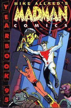 My favorite comic series. :)