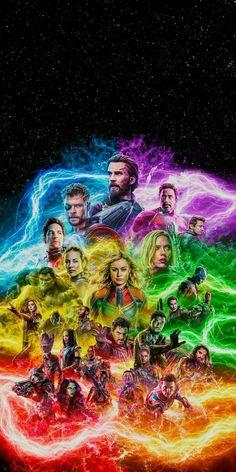 Avengers: Endgame - fan made wallpaper