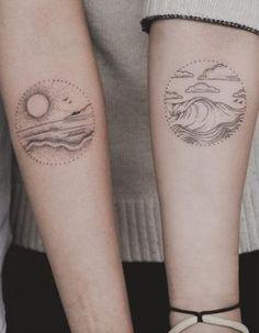 Circular Dotwork Designs by Triton Ly #tattoo