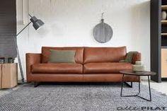 kussens banking Bank Lars met losse kussens in cognac leer - Woonwinkel Alle Pilat Le Pilates, Couch, Home Interior Design, Sofas, Storage, Inspiration, Furniture, Futons, Daybeds