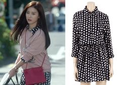 "Kim So-Eun 김소은 in ""Liar Game"" Episode 1.  Jack & Jill 32143JO507 Dress #Kdrama #LiarGame 라이어 게임 #KimSoEun"