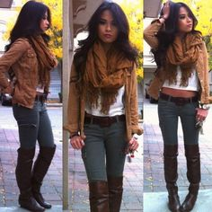 Astounding Fall And Winter Outfit For High Fashion