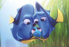 Meet the a-Dory-ble Baby Dory in New Finding Dory Clip