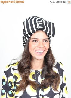 6a6ad096 on sale free shipping-turban bow hat, striped turban hat, chemo hat, turban  with bow, fashion turban, hair turban, turban headwrap, turban h