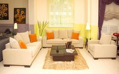 cool  20+ Smart Decorating Living Room Ideas With Brown Sofa , When it comes to decorating living room, it must be the brown sofa become the most favorited item for homeowners. It is practical and can fit any type..., http://www.designbabylon-interiors.com/20-smart-decorating-living-room-ideas-brown-sofa/