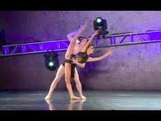 Sophia Lucia and Jack Beckham - The Path - Master Ballet Academy - YouTube