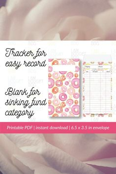❤️Get this beautiful donuts theme sinking fund envelope printable to help you prepare for upcoming events. This is definitely helpful to save the money you know are coming. Get yours today!#budget #budgeting #debtfreecommunity #money #financialfreedom #debtfree #debtfreejourney #personalfinance #finance #daveramsey #debt #frugal #savings #frugalliving #savingmoney #savemoney Budget Envelopes, Cash Envelopes, Financial Peace, Financial Goals, Perfect Money, Sinking Funds, Etsy Business, Dave Ramsey, Upcoming Events