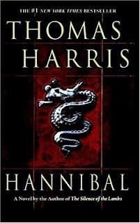 Hannibal by Thomas Harris - I don't usually like stuff like this, and I didn't like the movie version, but for some reason, I did like the book and didn't find this scary - almost compelling. Hannibal Lecter Books, Hannibal Book, Hannibal Series, Nbc Hannibal, I Love Books, Good Books, Books To Read, Big Books, Black Books