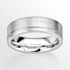Men S Two Tone Wedding Band Germani Jewellery Bands Pinterest Clic Weddings Ring And