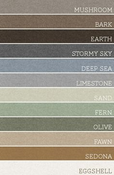 Whether you are decorating or redecorating, choosing a color palette is one of the most important factors around which everything else falls into place. If what you're looking for is simple sophistication, you can't possibly lose with a neutral earth tone palette.