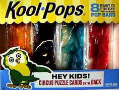 Kool Pops c. 1965