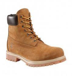 1d049524af54e Boots Uomo Timberland Icon 6-inch Premium - Rust nubuck Timberland Premium