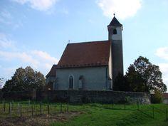 Slovakia, Grinava (Pezinok), Kostol sv. Žigmunda, foto: E. Sabadošová