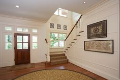 Wood With White Trim Design, Pictures, Remodel, Decor and Ideas - page 9