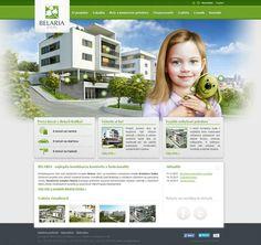 Belaria - Bratislava na dlani Web Design, Bratislava, Polaroid Film, Design Web, Website Designs, Site Design